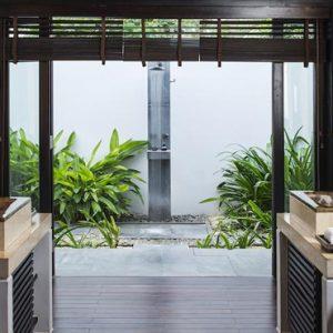 luxury Vietnam holiday Packages Four Seasons Resorts Nam Hai Three Bedroom Ocean View Pool Villa 6