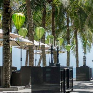 luxury Vietnam holiday Packages Four Seasons Resorts Nam Hai Dining