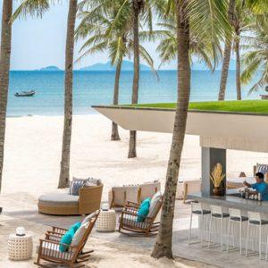 luxury Vietnam holiday Packages Four Seasons Resorts Nam Hai Dining 2
