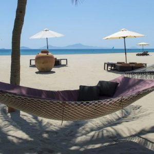 luxury Vietnam holiday Packages Four Seasons Resorts Nam Hai Hammock