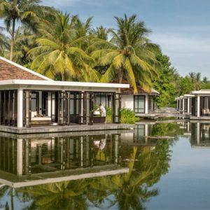 luxury Vietnam holiday Packages Four Seasons Resorts Nam Hai Spa 2
