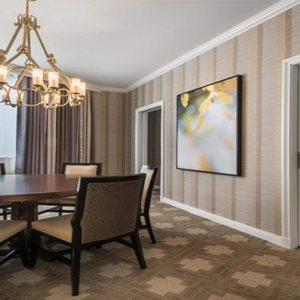 Caesars Palace Las Vegas Holiday Julius Executive Suite 1 King Signature Level
