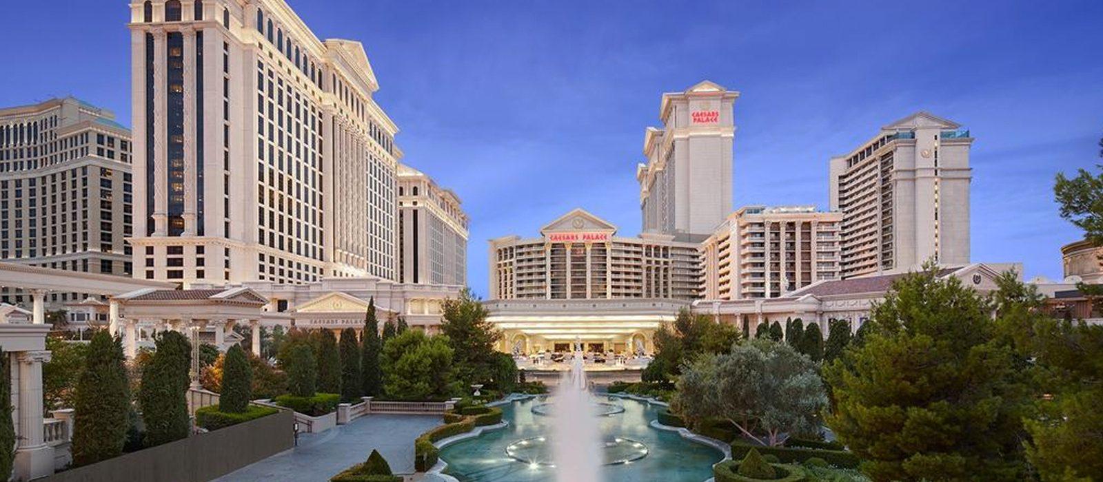 Caesars Palace Las Vegas Honeymoon Packages Header