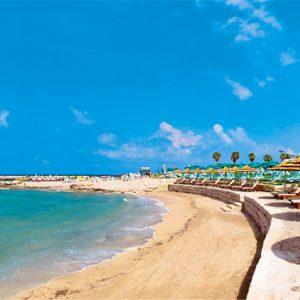 Luxury Cyprus Holiday Olympic Lagoon Resort Paphos Beach