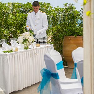 Luxury Cyprus Holiday Olympic Lagoon Resort Paphos Catering