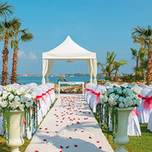 Luxury Cyprus Holiday Olympic Lagoon Resort Paphos Wedding 4