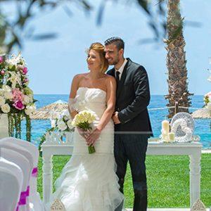 Luxury Cyprus Holiday Olympic Lagoon Resort Paphos Wedding 6