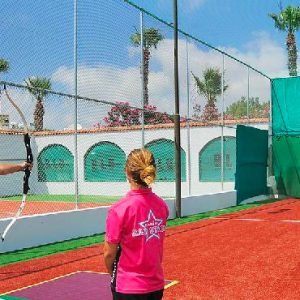 Luxury Cyprus Holiday Packages Olympic Lagoon Resort Paphos Archery