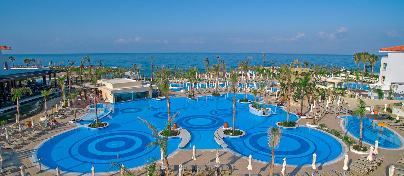 Luxury Cyprus Holiday Packages Olympic Lagoon Resort Paphos Banner