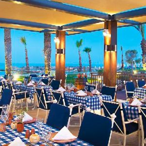 Luxury Cyprus Holiday Packages Olympic Lagoon Resort Paphos Dining