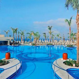 Luxury Cyprus Holiday Packages Olympic Lagoon Resort Paphos Main Pool