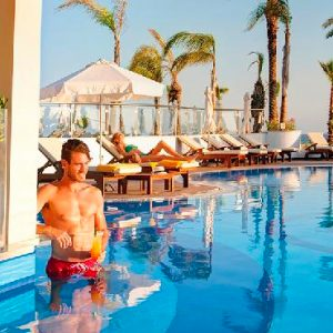Luxury Cyprus Holiday Packages Olympic Lagoon Resort Paphos Main Pool 2