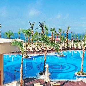 Luxury Cyprus Holiday Packages Olympic Lagoon Resort Paphos Main Pool 3