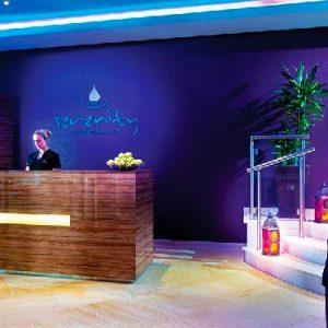 Luxury Cyprus Holiday Packages Olympic Lagoon Resort Paphos Spa Reception