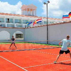 Luxury Cyprus Holiday Packages Olympic Lagoon Resort Paphos Tennis