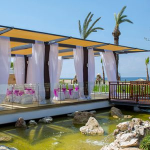 Luxury Cyprus Holiday Packages Olympic Lagoon Resort Paphos Venue 1