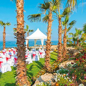 Luxury Cyprus Holiday Packages Olympic Lagoon Resort Paphos Venue