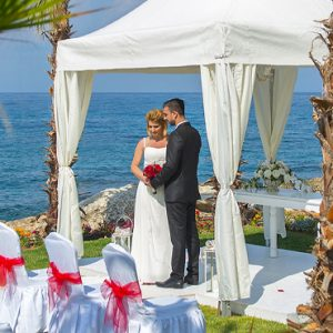 Luxury Cyprus Holiday Packages Olympic Lagoon Resort Paphos Wedding