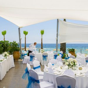 Luxury Cyprus Holiday Packages Olympic Lagoon Resort Paphos Catering