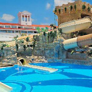 Luxury Cyprus Holiday Packages Olympic Lagoon Resort Paphos Waterpark