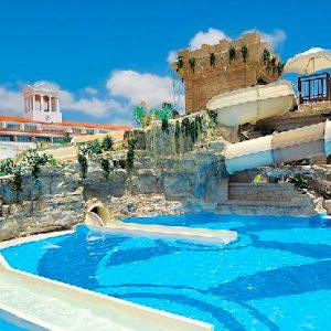 Luxury Cyprus Holiday Packages Olympic Lagoon Resort Paphos Waterpark 1