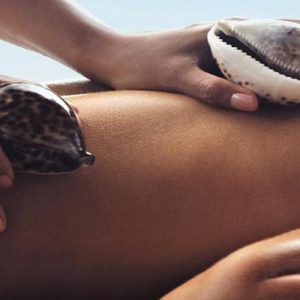 Luxury Maldives Holiday Packages Shangri La's Villingili Resort And Spa Cowrie Shell Massage