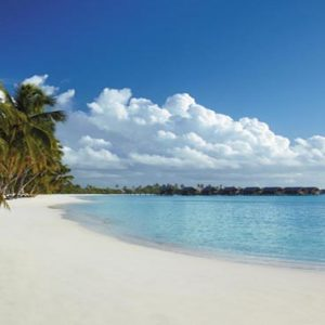 Luxury Maldives Holiday Packages Shangri La's Villingili Resort And Spa The Resorts Beach