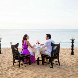 Luxury Vietnam Holiday Packages InterContinental Danang Sun Peninsula Resort Private Dining