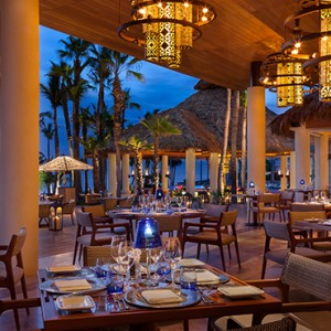 Agua By Larbi- One and Only Palmilla - Luxury Mexico Holidays