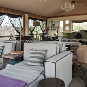 Camp Exclusive Use 4 - Azura Selous Game Reserve - Luxuxry Tanzania Holidays