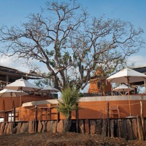Camp Exclusive Use 5 - Azura Selous Game Reserve - Luxuxry Tanzania Holidays