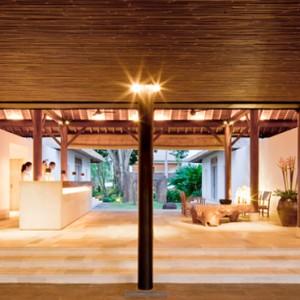 Lobby - COMO Uma Ubud - Luxury Bali Holidays