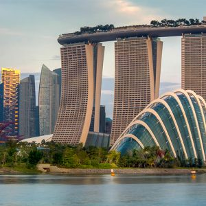 Marina Bay Sands Luxury Sinagpore Holiday Packages Header