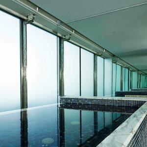Marina Bay Sands Luxury Sinagpore Holiday Packages Banyan Tree Fitness Club Sauna