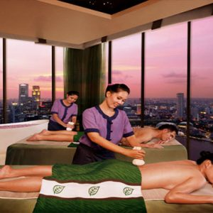 Marina Bay Sands Luxury Sinagpore Holiday Packages Couple Spa Massage With A View