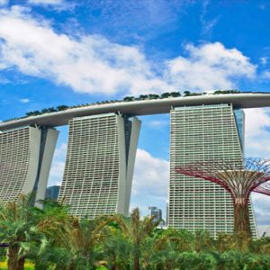 Marina Bay Sands Luxury Sinagpore Holiday Packages Hotel Exterior