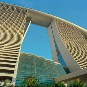 Marina Bay Sands Luxury Sinagpore Holiday Packages Hotel Exterior1