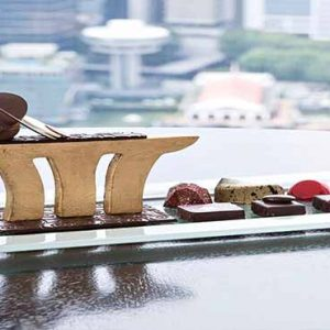Marina Bay Sands Luxury Sinagpore Holiday Packages In Room Dining