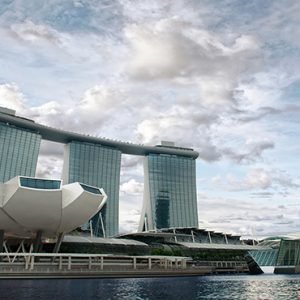 Marina Bay Sands Luxury Sinagpore Holiday Packages Artscience Museum Exterior