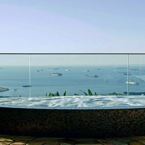 Marina Bay Sands Luxury Sinagpore Holiday Packages Jacuzzi