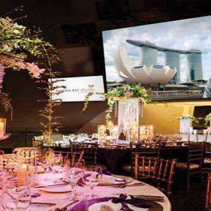 Marina Bay Sands Luxury Sinagpore Holiday Packages Wedding