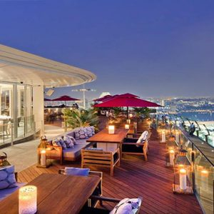 Marina Bay Sands Luxury Singapore Holiday Packages Ce La Vi Restaurant And Sky Bar2