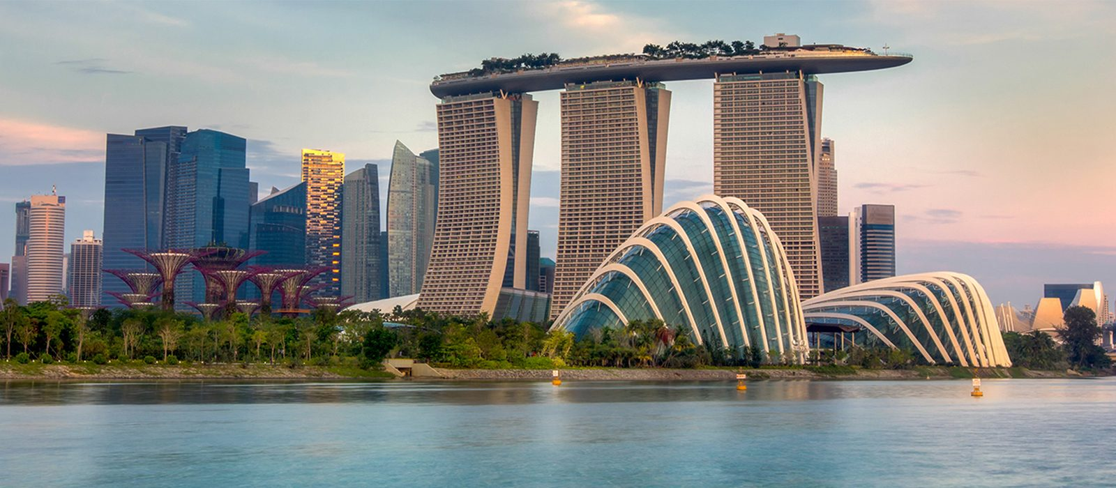 Marina Bay Sands Luxury Singapore Holiday Packages Header