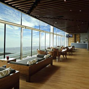 Marina Bay Sands Luxury Singapore Holiday Packages Relaxation Deck