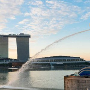 Marina Bay Sands Luxury Singapore Holiday Packages Attraction