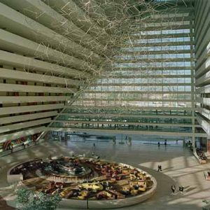 Marina Bay Sands Luxury Singapore Holiday Packages Entrance Lobby