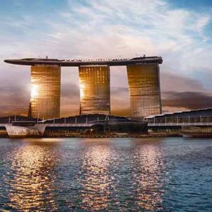 Marina Bay Sands Luxury Singapore Holiday Packages View Of Hotel