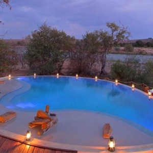 Pool Villa 2 - Azura Selous Game Reserve - Luxuxry Tanzania Holidays