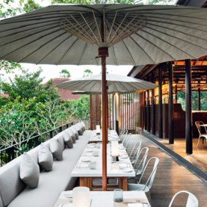 Uma Cucina - COMO Uma Ubud - Luxury Bali Holidays