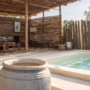 Villa Twiga 2 - Azura Selous Game Reserve - Luxuxry Tanzania Holidays